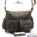 Los Angeles Polo Club Erkek Postacı Çanta -8318-