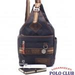 Losangeles Polo Club Erkek Tek Askılı Sırt Çantası-8813-