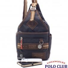 Losangeles Polo Club Erkek Tek Askılı Sırt Çantası-8815-