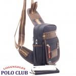 Losangeles Polo Club Erkek Tek Askılı Sırt Çantası-8820-