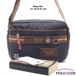 Losangeles Polo Club Erkek Postacı Çanta -8831-