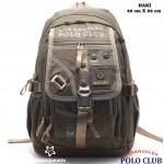 Los Angeles Polo Club  Sırt Çantası -9549-