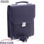 Los Angales Polo Club Evrak Çantası Dik