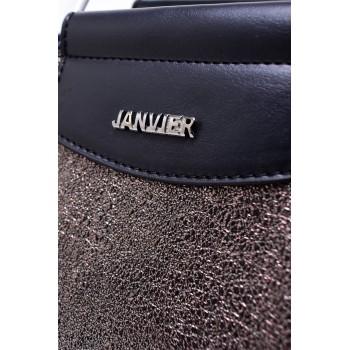 Janvier Omuz Askılı El ve Sırt Bayan Çantası JNVR-230